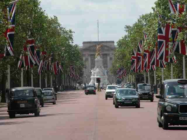 Image voyage L'ANGLETERRE TRADITIONNELLE .