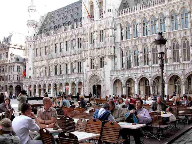 Image voyage LA BELGIQUE TRADITIONNELLE : BRUXELLES - GAND- BRUGES