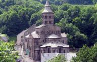 Image voyage Auvergne - la Bourboule - Murat-le-Quaire - Salers.