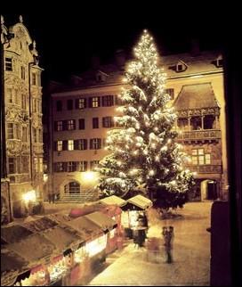 Image voyage Les marchés de Noel au Tyrol en 2013