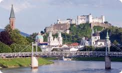 Image voyage Salzbourg
